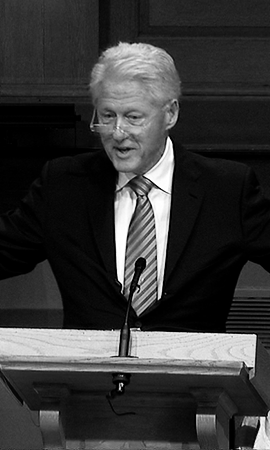 Video Production Examples Bill Clinton