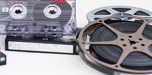 Video Transfer VHS and Tapes